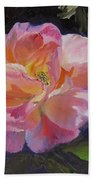 A Rose For Aunt Rosie Beach Towel
