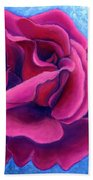 A Rose Is A Rose.. Beach Towel