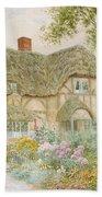 A Surrey Cottage Beach Sheet