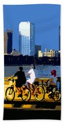 A Tampa Bay Florida Summer Beach Towel