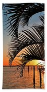A Taste Of Tequila Beach Towel