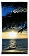 A Tropical Sensation Beach Towel