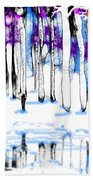A Winters Day Beach Towel