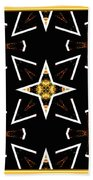 A World Of Abstract Beach Towel