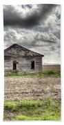 Abandoned House - Ganado, Tx Beach Towel