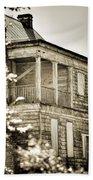 Abandoned Plantation House #4 Beach Towel