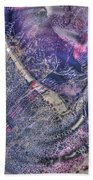 Abcollage Beach Towel
