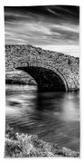Aberffraw Bridge V2 Beach Towel