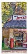 Abita Mystery House Beach Towel