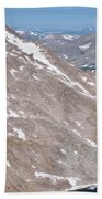 Above Treeline Beach Towel