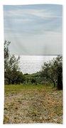 Abruzzo - An Italian Landscape  Beach Towel