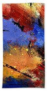 Abstract 012110 Beach Towel