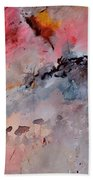 Abstract 015082 Beach Towel