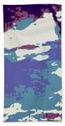 Abstract 021 Beach Towel