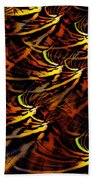 Abstract 022611a Beach Towel