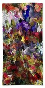 Abstract 032215 Beach Towel