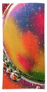 Abstract 0423d Beach Towel