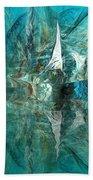 Abstract 051515 Beach Towel