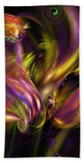 Abstract 05171 Beach Towel