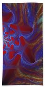Abstract 073010 Beach Towel