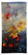 Abstract 0805 Beach Towel