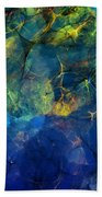 Abstract 081610 Beach Towel