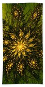 Abstract 090110 Beach Towel
