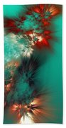 Abstract 090710 Beach Towel
