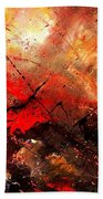 Abstract 100202 Beach Towel