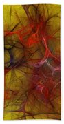 Abstract 103110 Beach Towel