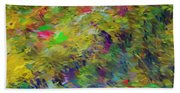 Abstract 111510 Beach Towel