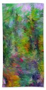 Abstract 111510a Beach Towel