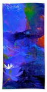 Abstract 112 Beach Towel