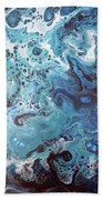 Abstract 1706301 Beach Towel
