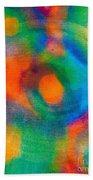 Abstract 2 Beach Towel