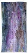 Abstract 252 Beach Towel