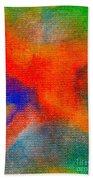 Abstract 3 Beach Towel