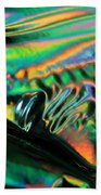 Abstract 031 Beach Towel