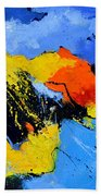 Abstract 363604 Beach Towel