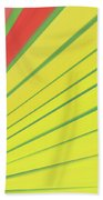 Abstract 4 Beach Towel