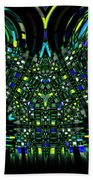 Abstract 401 Beach Towel