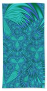 Abstract 404 Beach Towel