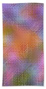 Abstract 405 Beach Towel