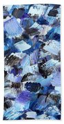 Abstract 517 Beach Towel