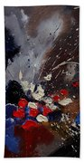 Abstract 55900122 Beach Towel