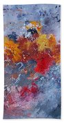 Abstract  55902110 Beach Towel