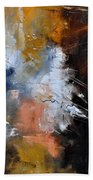 Abstract 561140 Beach Towel