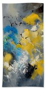 Abstract  569070 Beach Towel