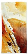 Abstract 5869 Beach Towel