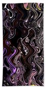 Abstract 63016.7 Beach Towel
